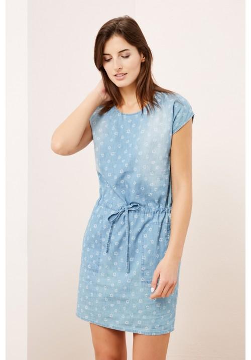 Платье L-SU-2214 BLUE