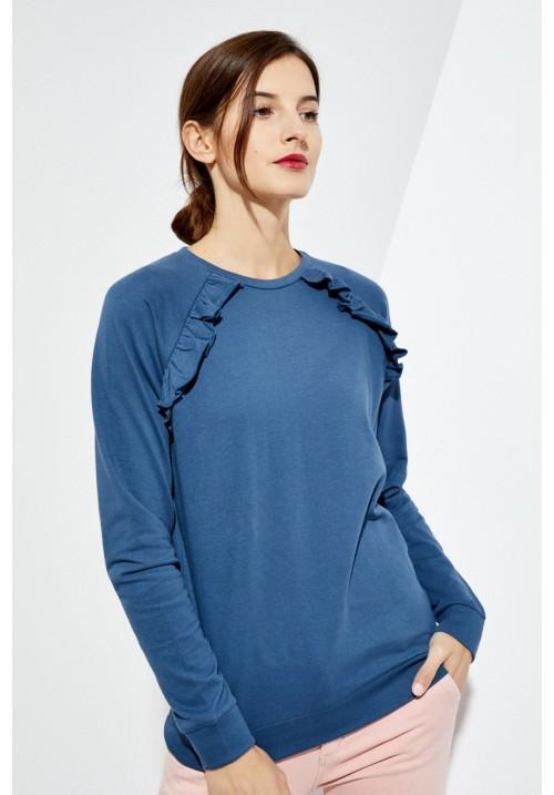 Блуза Z-BL-2411 INDIGO