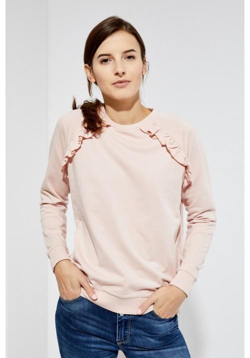Блуза Z-BL-2411 L.PINK