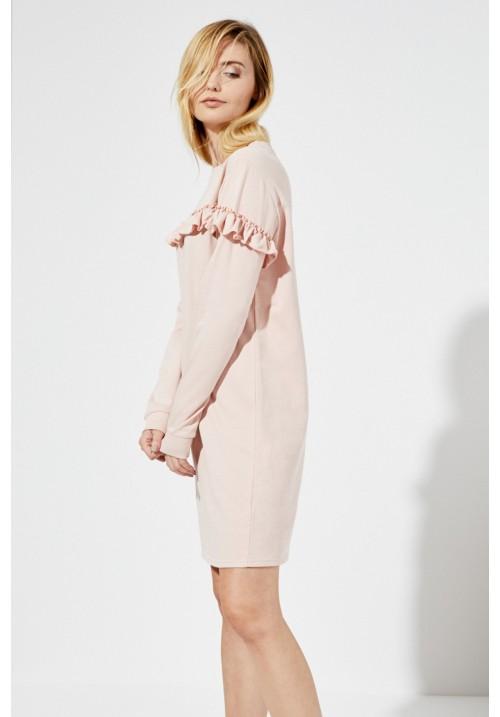 Платье Z-SU-2413 PINK