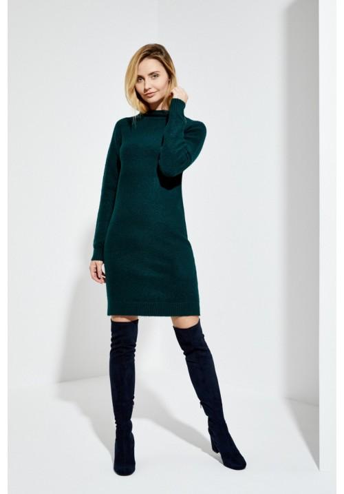 Платье Z-SU-2417-GREEN