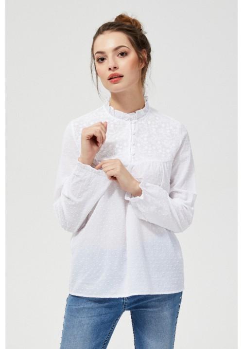 Блузка L-KO-3119 WHITE